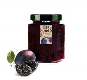 Слива в оливковом масле, 165г