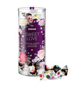 Шоколадные  конфеты SWEET LOVE, 120г